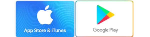 その他取扱いギフト券iTunesカード・Google Playカード